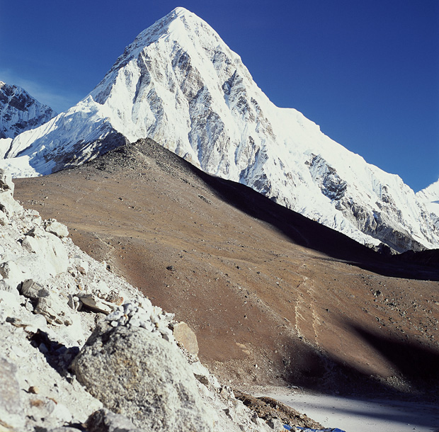 Kala Patthar near Gorak Shep