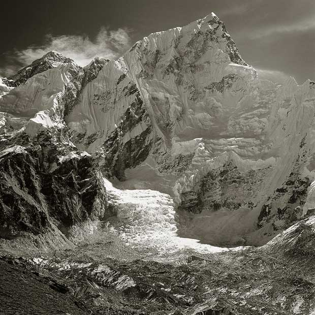 Lhotse from Kala Patthar